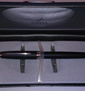 Перьевая ручка Parker Sonnet F529 Matte Black CT