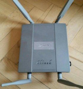Двухдиапазонная точка доступа D-Link DAP-2690 PoE