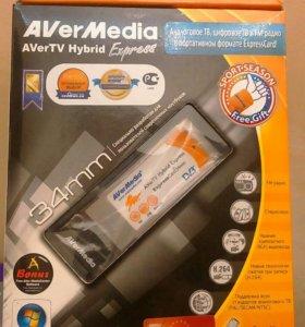 AVerMedia Technologies avertv Hybrid Express