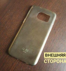 Чехол для Samsung S7 (мало б/у)