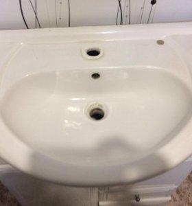 Тумба с раковиной для ванны