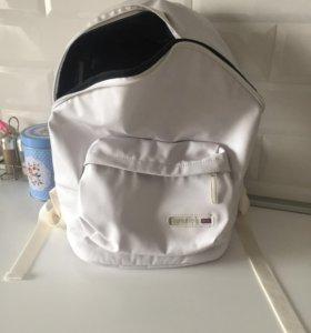 Кожаный портфель reebok