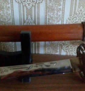 Макет-имитация самурайского меча