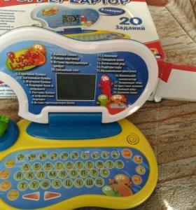 Детский компьютер Puppet Laptop