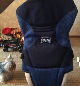 Рюкзак-кенгуру Chicco