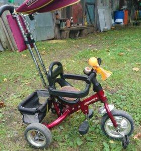 Детский велосипед, трехколёсный, Lexus Trike