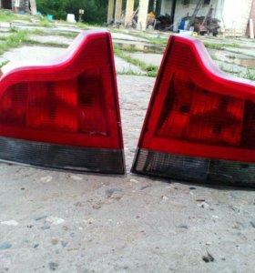 Задние фонари на Вольво s60