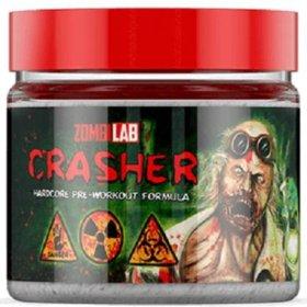 Предтрен CRASHER, 100 гр. (Вкус: Дыня/ZombiLab)
