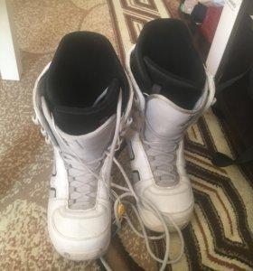 Ботинки для сноуборда Burton 44,5 размер
