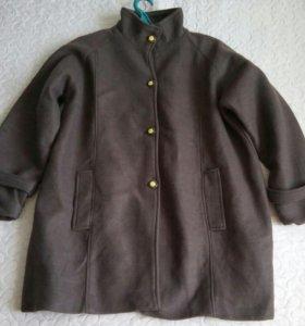Пальто оверсайз р.54-58