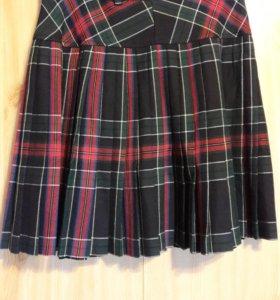 Школьная юбка салют