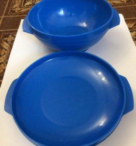 Посуда пластиковая