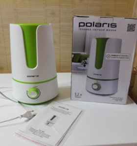 Ультразвуковой увлажнитель воздуха POLARIS PUH5545
