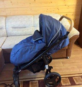 Детская коляска з/л RUDIS Solo 3 в 1