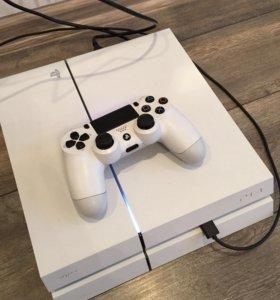 PlayStation 4 500GB + UFC