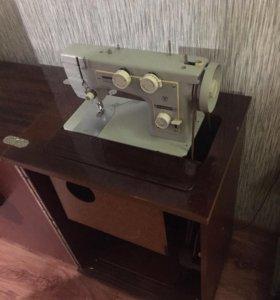 Швейная машинка Подольск тумба