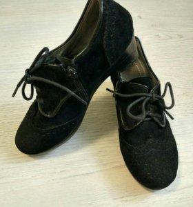 Туфли, 33-34 размер, 21 см по стельке
