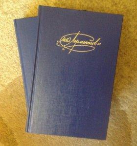 Лермонтов. 2 тома