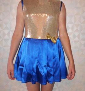 Платье концертное