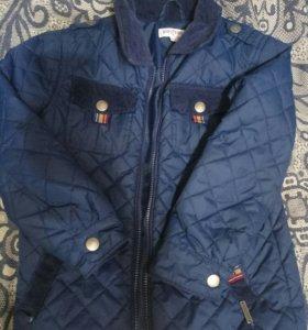Куртка стеганая, размер 116