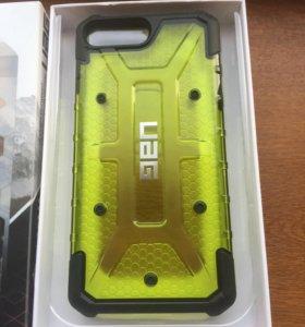 Чехол IPhone 7plus UAG citron
