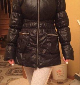 Куртка 😍теплая