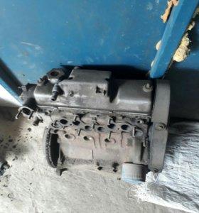 Двигатель ваз 2109 и коробка
