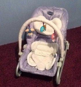 Детское кресло-шезлонг