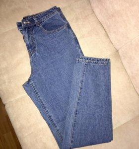 Новые джинсы MOM + 🎁