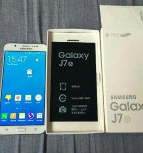 Samsung Galaxy J7 2016 Duos в идеальном состоянии
