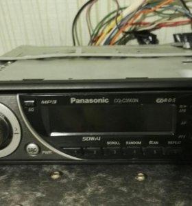 CD MP3 магнитола