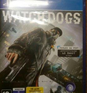 Игра Watch_dogs на ps4