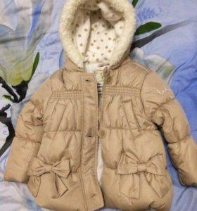 Куртка на девочку (новая)