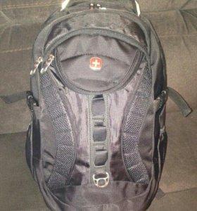 Рюкзак swiss gear классик новый.