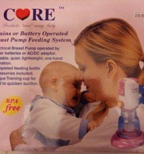 Устройство для сцеживания грудного молока