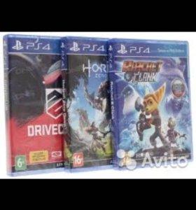 Хиты PlayStation + ps plus на 3 месяца