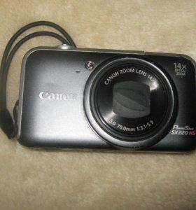 Canon Power Shot SX220HS