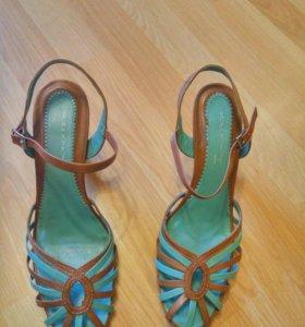 Туфли 39 разм кожа