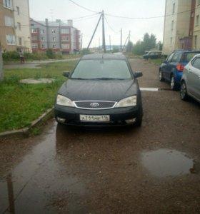 Форд Мондео