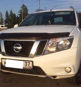 Nissan Terreno 2015 4х4 2.0