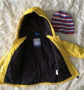 Осенняя куртка 68