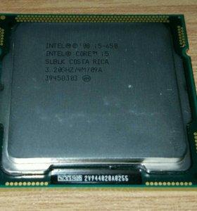 Intel Core i5-650 3,2 ГГц