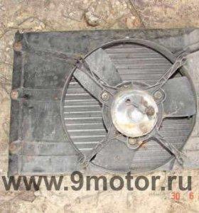Радиатор на ваз 2110