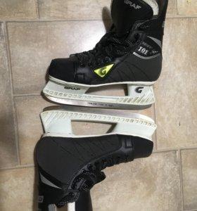 Хоккейные коньки Graf 101 Super размер 44