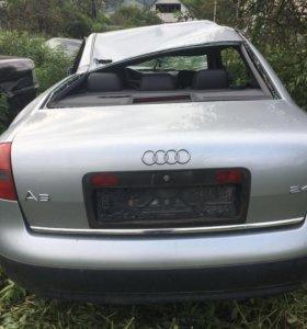 Audi A6 C5 по запчастям