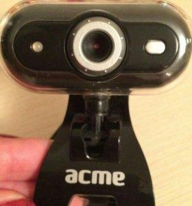 Веб-камера новая