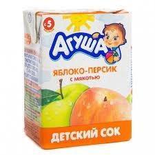 Соки агуша