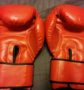Перчатки боксерские ESPADA 10 oz
