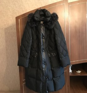Пальто пуховик новый