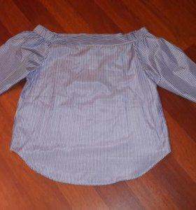 Рубашка декольтированная
